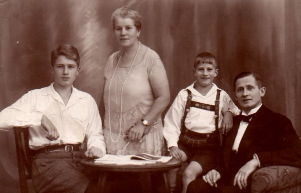 Sachs Richard Familie